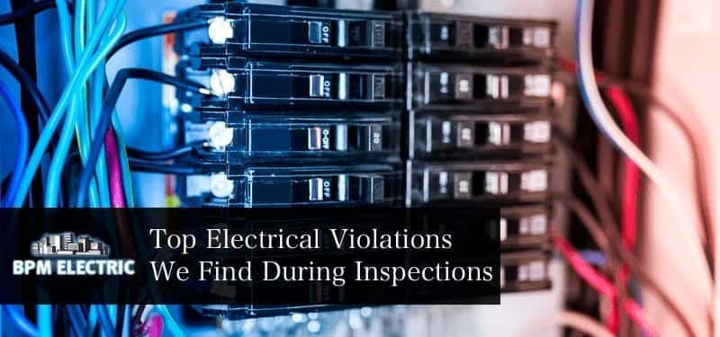 top-electrical-violations