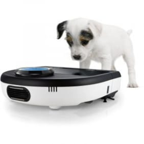 Neato Botvac D80 Ideal Vacuum for Allergies and Pet Hair