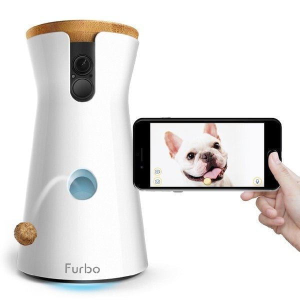 furbo dog camera design
