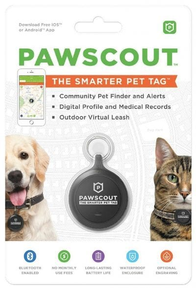 pawscout dog tracker