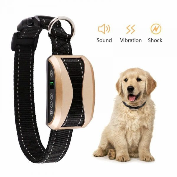 VegasDoggy Anti-Bark Collar