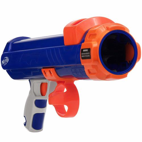 Nerf Dog vp6880 Tennis Ball Blaster - 11 Best Dog Ball Launchers in 2019 (Reviewed and Tested!)