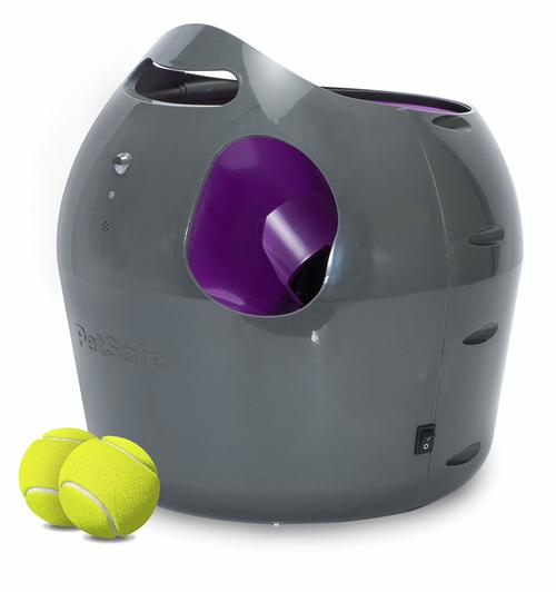 PetSafe Automatic Ball Launcher Dog Toy  - 11 Best Dog Ball Launchers in 2019 (Reviewed and Tested!)