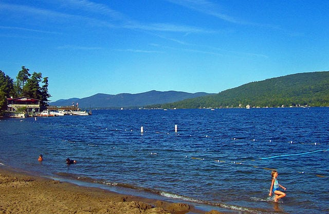 lake george great place for dog owners