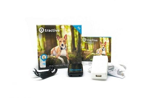 Tractive 3G Dog GPS Tracker features