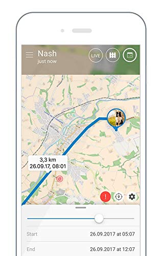 tractive gps mobile app