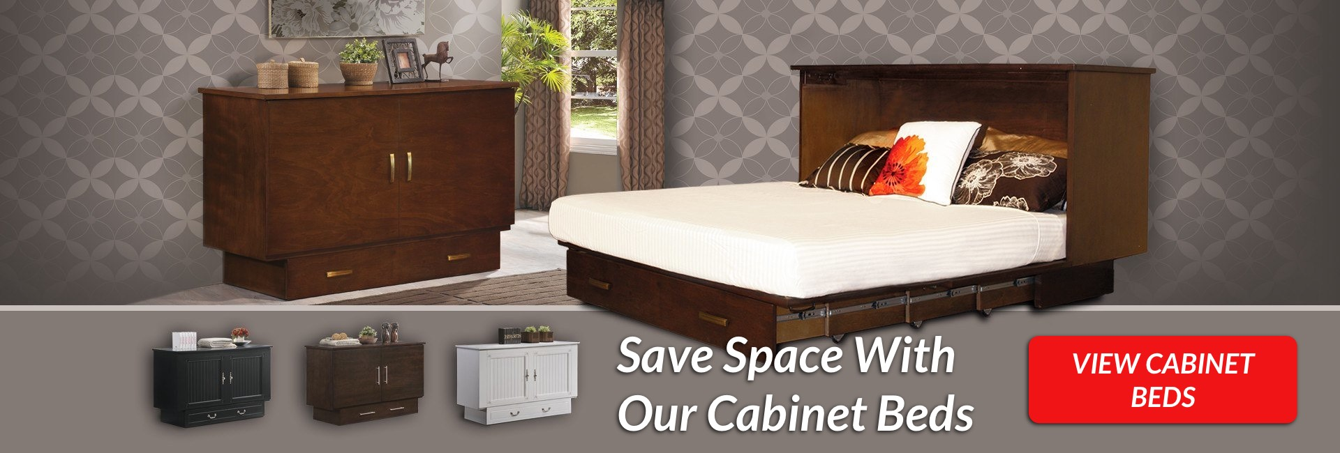 Cabinet beds made in BC