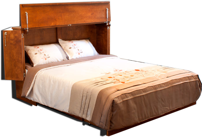 cabinet bed made in bc