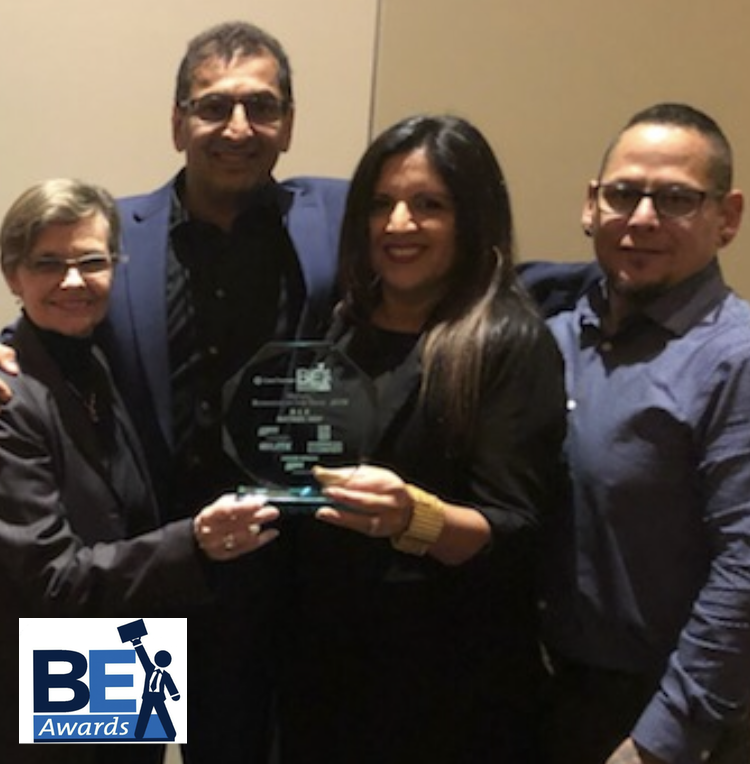 Vancouver Island Business Excellence Awards winner 2019