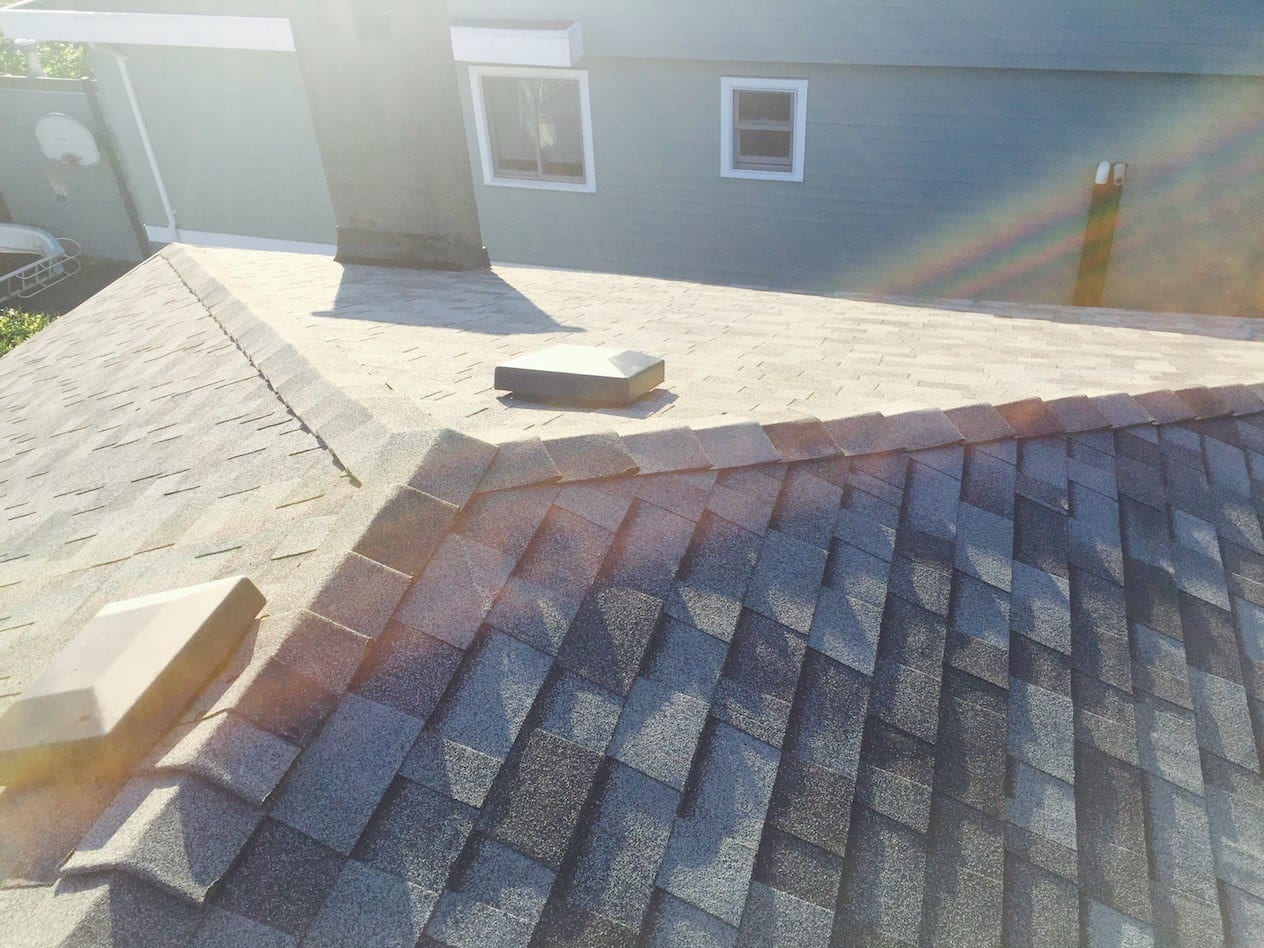 Coast Mountain Roofing Contractors use high quality roof shingles product to protect your roof