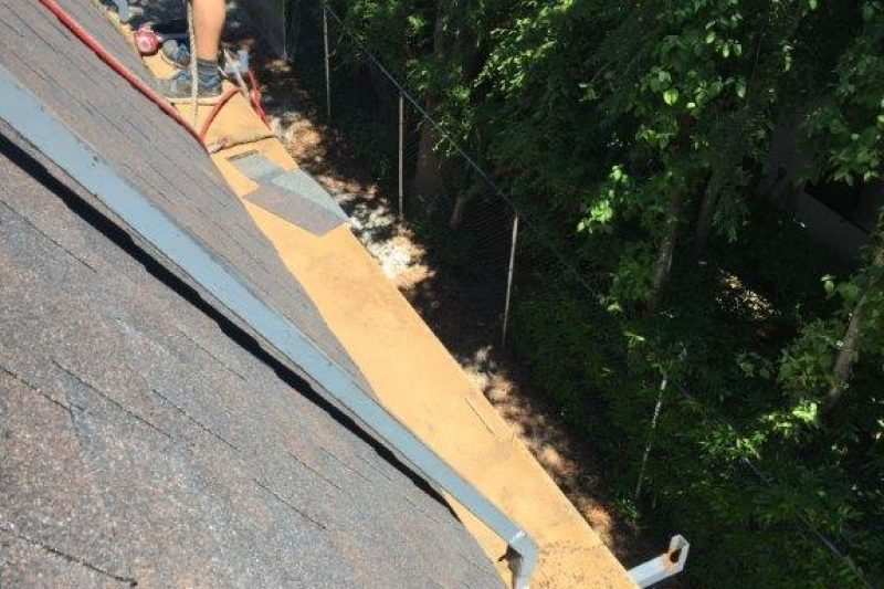 mansard cedar roof conversion
