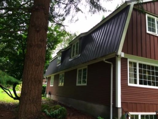 roofing project Dempsey