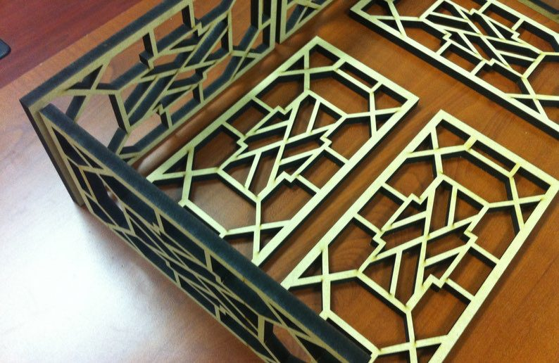 Custom laser cutting Toronto