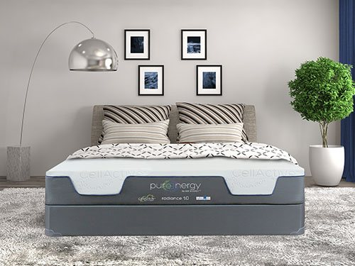 Pure Energy Sleep Systems Radiance Series