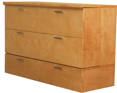 Cabinet Bed Chest or Cube Bed
