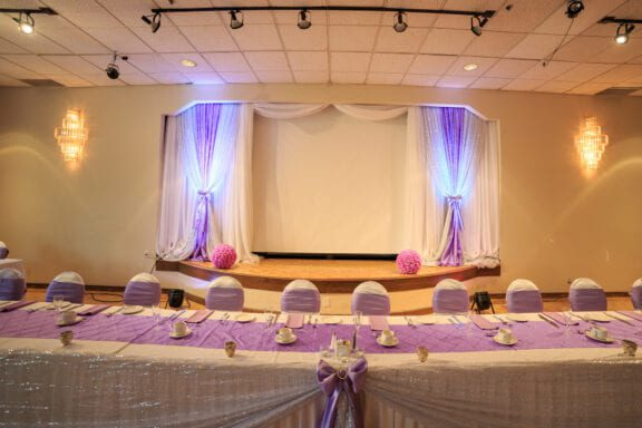 venue rental and banquet hall in burnaby