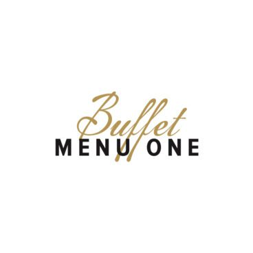 buffet menu 1