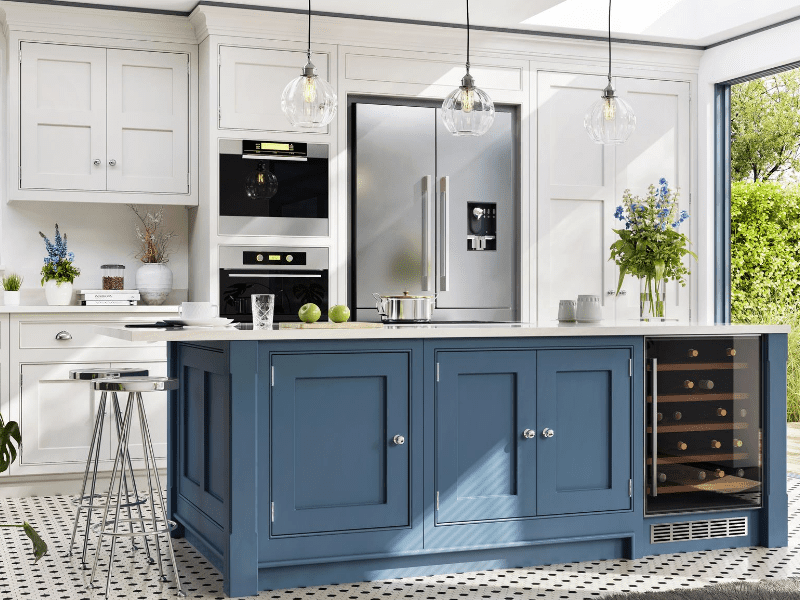 Learn about the different kitchen cabinet material for your new kitchen