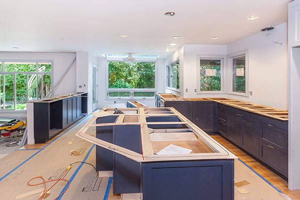 avoid mistakes during kitchen renovation can save your time and money